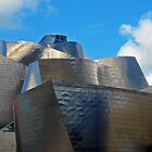 The Guggenheim, Bilbao by oonat
