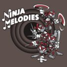Ninja Melodies (Mirage Colours) by Nathan Davis