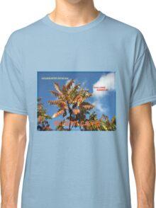 Autumn Glory Runner-up Banner Classic T-Shirt