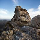 Mt. Staplyton by Andrew Cowell
