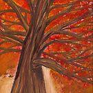 Fall Tree by evergleammm