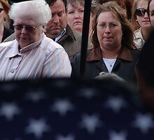 Mourning by ECNCnewsphotos