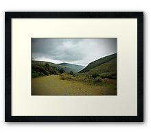 Fraughan Glen, Wicklow Framed Print