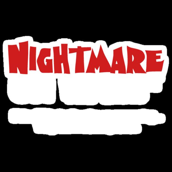 Nightmare on Wall Street.  99%. by bradylee