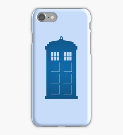 DW - Wibbly Wobbly Timey Wimey iPhone Case/Skin