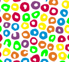 Froot Loops Sticker
