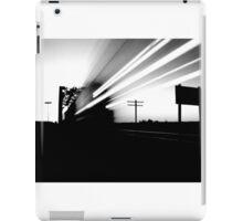train of broken dreams iPad Case/Skin
