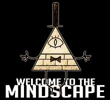 Welcome to The Mindscape by schrebelka