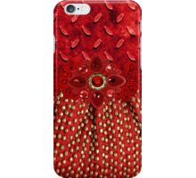 Beaded Glamour I Phone Case or Pod iPhone Case/Skin