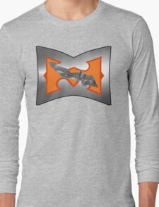 Battle Armor He-Man (DAMAGE version) Long Sleeve T-Shirt