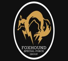 METAL GEAR SOLID - FOXHOUND SPECIAL FORCE GROUP by Moch050588