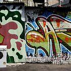 Melbourne Street Art by Shannon Friel
