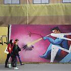 Latvia - Street Art by Shannon Friel