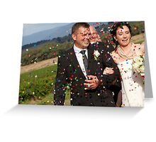 Narelle & Bryce Hill  Greeting Card