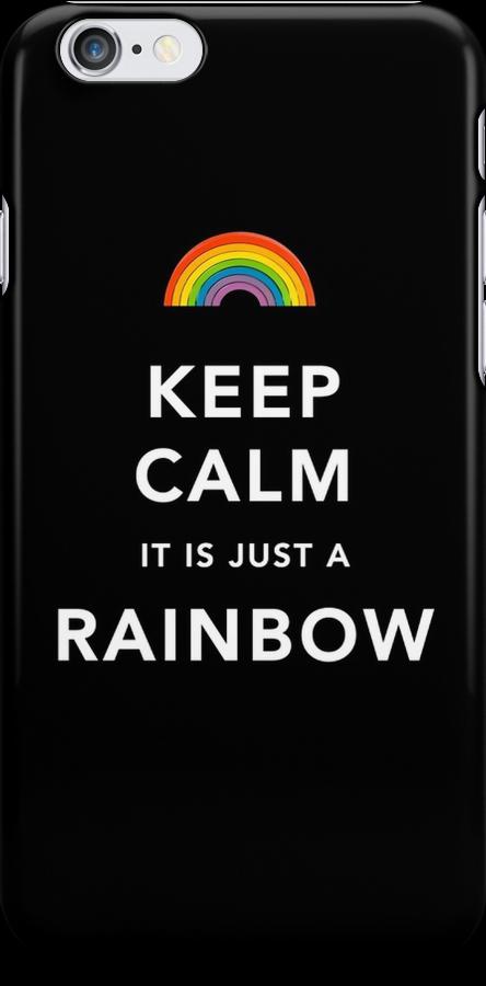 Keep Calm  by Ommik