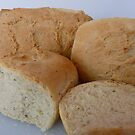 Homemade Bread by Sharon Brown