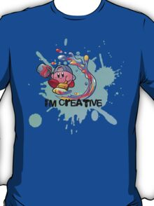 Kirby Paint T-Shirt