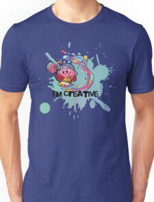 Kirby Paint Unisex T-Shirt