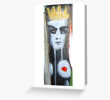 bonded by raven 4 Greeting Card