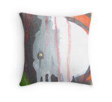 bonded by raven 12 Throw Pillow