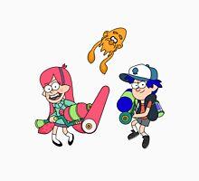 The Squid Twins! - Gravity Falls and Splatoon T-Shirt