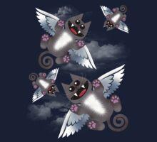 ANGEL FELINE Kids Tee