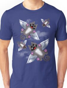ANGEL FELINE Unisex T-Shirt