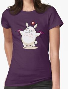 My Neighbor Kuporo Womens Fitted T-Shirt