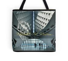 Milwaukee Art Museum Lobby Tote Bag