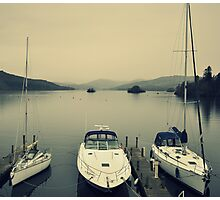 Windermere Trio Photographic Print