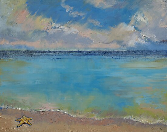 Starfish by Michael Creese