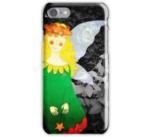 Garden Fairy iPhone Case/Skin