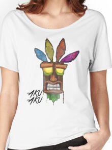 Aku Aku Women's Relaxed Fit T-Shirt