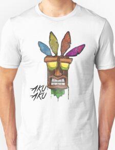 Aku Aku Tshirt Unisex T-Shirt