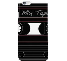 Mix Tape Cassette Tape 2 iPhone Case/Skin