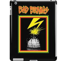 Bad Brains iPad Case/Skin