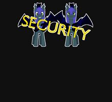 SECURITY -- Luna's night guards Unisex T-Shirt
