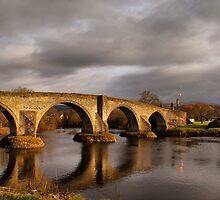 Stirling Bridge. by evisonphoto
