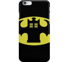 Police Batman iPhone Case/Skin