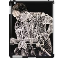 THE GRIND (WORKING MAN) iPad Case/Skin
