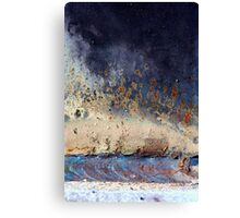 spark to flame Canvas Print