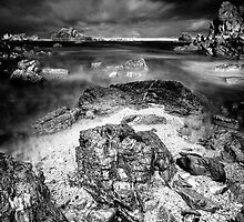 Rockscape at Church Rock by Garth Smith