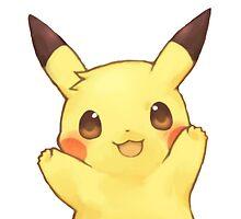 Pikachu  by Clothescrazy01