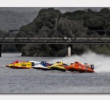 Taree boat racing by kevin chippindall