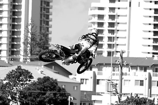 Urban motocross by stephen walters
