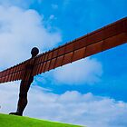 Angel of the North by Stuffy