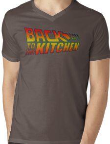 BACK TO THE KITCHEN!!! Mens V-Neck T-Shirt