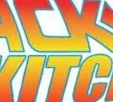 BACK TO THE KITCHEN!!! Sticker