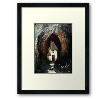 A Different Perspective Framed Print
