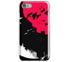 'Untitled #09' iPhone Case/Skin